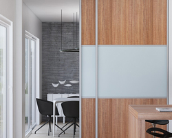 Cuisine Confort - Saint-Marcel - Les portes