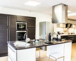 Cuisine Confort - Saint-Marcel - Les cuisines modernes