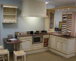 Cuisine Confort - Saint-Marcel - Les cuisines rustiques